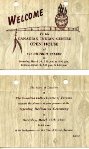 NCCT's Church Street Open House Invitation