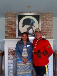 Rosary Spence, Mountie, Simcoe portrait_2015Aug6_lr